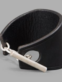 leather cuff by Parts of Four
