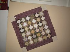 Abbygayle's Quilt.  Jo Morton's Little Women's Club #12.  Quilt #445