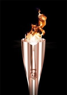 The Torch and Emblem to be Used for the Tokyo 2020 Olympic Torch Relay ?The Tokyo Organising Committee of the Olympic and Paralympic Games