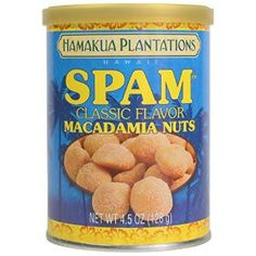 Spam Macadamia Nuts