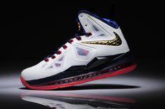 Womens Lebron shoes 2013 Nike Lebron 10 Olympic Team USA