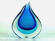 SALVIATI & CO.  Murano glass vase ° ° ° Design 3x sommerso probably Dino Martens