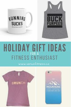gift ideas for a fitness enthusiast
