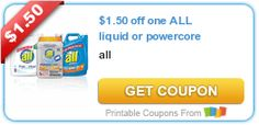$1.50 off one ALL liquid or powercore