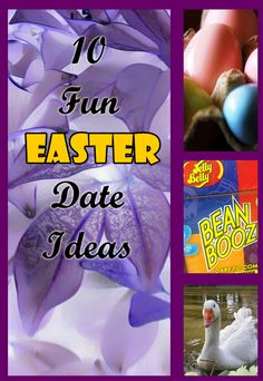 10 Fun Easter Dates
