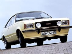 Opel Commodore GS/E Coupe (B) wallpapers Car Makes, Car Tuning, Concept Cars, Cars And Motorcycles, Cool Cars, Antique Cars, Classic Cars, Automobile, Germany