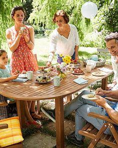 Venku jako doma: zahradní nábytek a péče o zahradu