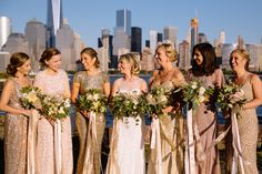 will you be my bridesmaid? Bridal Party Dresses, Wedding Dresses, Bridesmaids, Bridesmaid Dresses, Rent The Runway, Colorful Party, Will You Be My Bridesmaid, Color Swatches, Big Day