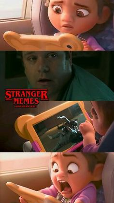 Memes de Stranger Things- - New Ideas Stranger Things Actors, Stranger Things Quote, Stranger Things Have Happened, Stranger Things Aesthetic, Stranger Things Netflix, Stranger Things Season, Saints Memes, Stranger Danger, Funny Pictures