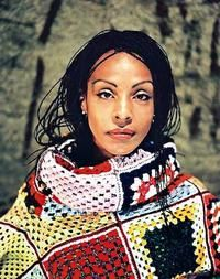 Zap Mama she is as beautiful as the sound she utters!!