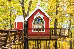 The Most Romantic Weekend Getaways From Chicago - Ohio