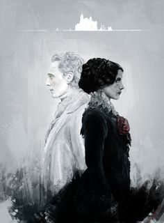 Art by wackos-everywhere The Sharpes fanart of Crimson Peak (x).