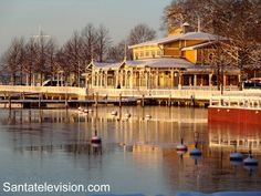 Naantali in South West of Finland during the Christmas time Helsinki, Winter Christmas, Christmas Time, Lapland Finland, Travel Videos, Europe, Amazing Architecture, Photos, Mansions