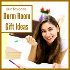 dorm room gift ideas