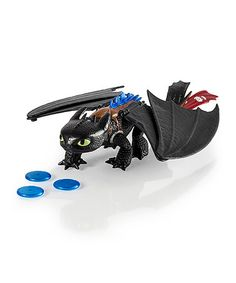 Another great find on #zulily! Deluxe Electronic Toothless Dragon #zulilyfinds