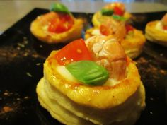 FORNELLI IN FIAMME: 5 ELEMENTS COOKING HOMEMADE VOL AU VENT (STEP BY S...