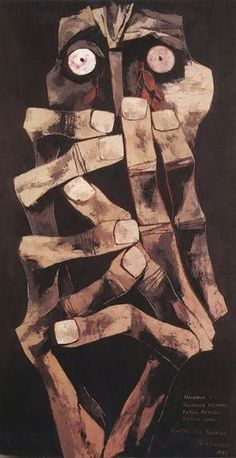 Artodyssey: Oswaldo Guayasamín (1919-1999)
