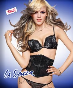 In a Cinch! The NEWEST Beyond Sexy Private Collection from #LaSenza