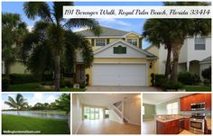 LISTED & UNDER CONTRACT IN 48 HOURS! Victoria Grove Home for Rent | 191 Berenger Walk, Royal Palm Beach, Florida 33414 MLS# RX-10151904 |  Gorgeous waterfront home for rent in Victoria Grove featuring 4 bedrooms, 2.5 bathrooms, a 2 car garage and over 2,200 square feet of living. #RoyalPalmBeachFloridaHomesForRent, #VictoriaGroveHomesForRent, #VictoriaGroveRoyalPalmBeachFloridaRealEstate