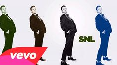 I think he'll always be my ultimate celebrity crush.   Justin Timberlake - Suit & Tie (Live on SNL) ft. JAY Z
