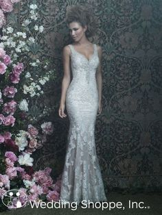 Allure Couture Bridal Gown C412