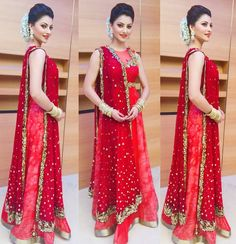 Latest photos of Urvashi Rautela Indian Bridal Outfits, Indian Dresses, Bridal Dresses, Party Dresses, Party Frocks, Party Wear Lehenga, Lehenga Designs, Anarkali Dress, Indian Attire
