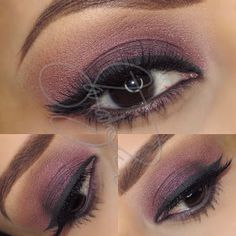 All Beauty by Sarah - All Things Beautiful : Vice 3 UD Palette Look #4 - Step by Step