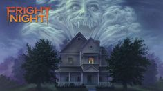 """""""Oh, You're So COOL, Brewster!""""  A Look Back at Tom Holland's Vampire Masterpiece, FRIGHT NIGHT"""