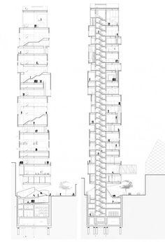 Tokyo Fashion Museum Proposal / MUS Architects Tokyo Fashion Museum (16) – ArchDaily: