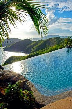 Bali clear water