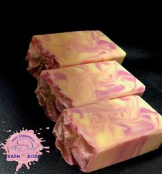 Pink Sangria~ Cold Process Soap