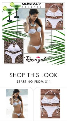 """Summer"" by mujkic-merima ❤ liked on Polyvore featuring Summer and rosegal"