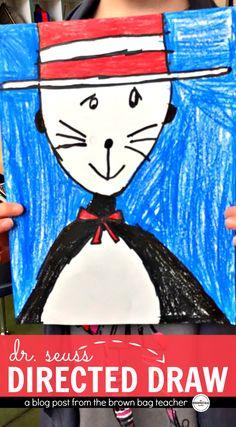 Dr. Seuss - Read Across America Week - The Brown Bag Teacher