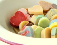 soap heart wedding favour - Google Search