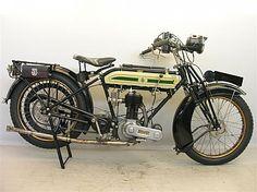 Triumph 1925 Model SD 550 cc 1 cyl sv