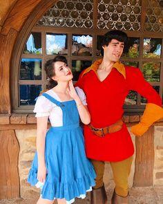 Gaston Beauty And The Beast, Disneybound, Vintage, Fashion, Road Trip To Disney, Moda, Disney Bound, Fashion Styles, Vintage Comics