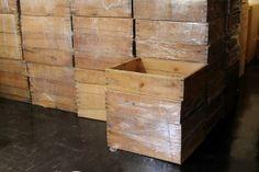 USED野菜収穫木箱 ¥1,296