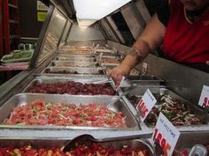 Tasting Hawaii's history at family-run markets, restaurants.