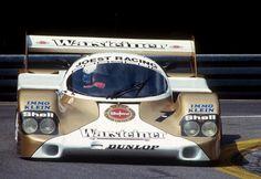 Bob Wollek - Porsche 956 - Warsteiner-Team, Joest-Racing - 200 Meilen von Nürnberg - Norisring Trophäe 1983 - Non championship race