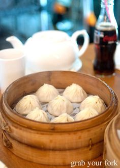 Steamed pork dumplings are amazing... Din Tai Fung is the best, but they make good ones in San Francisco, Vancouver, Shanghai, Hong Kong... hopefully one day in a city near you.