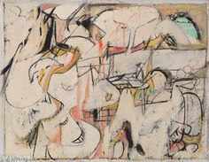 View Mailbox by Willem de Kooning on artnet. Browse upcoming and past auction lots by Willem de Kooning. Willem De Kooning, Art Journal Inspiration, Painting Inspiration, Museum Of Modern Art, Art Museum, Abstract Expressionism, Abstract Art, Abstract Painters, Chaim Soutine