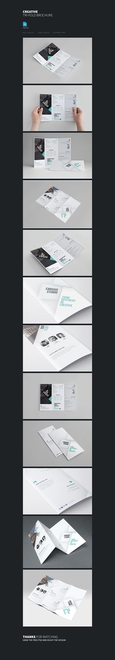 Download 10 Beautiful And Free Brochure Templates spurs\/humphrey - technology brochure template