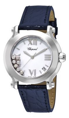 Chopard Happy Diamonds Watch