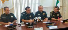 Policiacas: Yucatán / Trece detenidos por alterar la paz públi...
