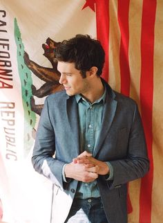 Adam Brody + California