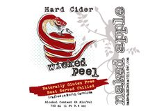 Wicked Peel - our premium first blend!