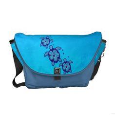 Shop 3 Blue Honu Turtles Messenger Bag created by BailOutIsland. Custom Messenger Bags, Cool Messenger Bags, Hawaiian Legends, Hawaiian Sea Turtle, Online Bags, Diaper Bag, Satchel, Turtles, Blue