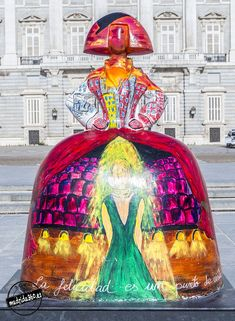 Meninas Madrid Gallery – Madrid a Infanta Margarita, Rodrigo Sanchez, Maria Hesse, Laura Ponte, Darth Vader, Arte Pop, Art Projects, Sculpture, Gallery