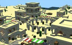 a minecraft lobby