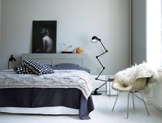 grey walls     (photo from beckers.se)